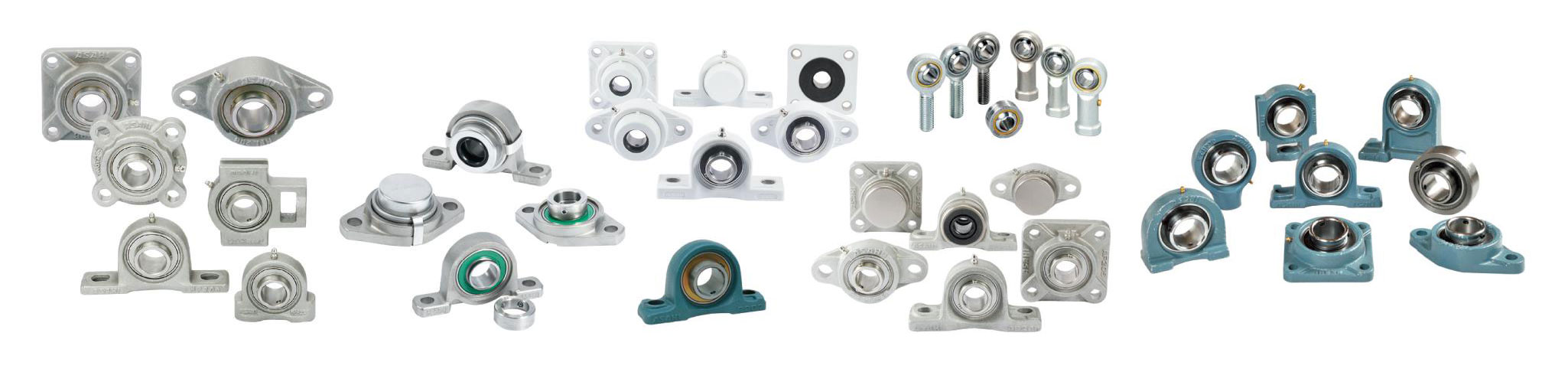 ASAHI Ball bearing units