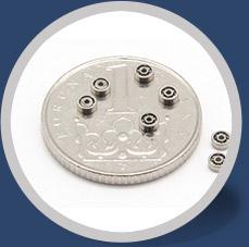 Miniaturní ložiska EZO