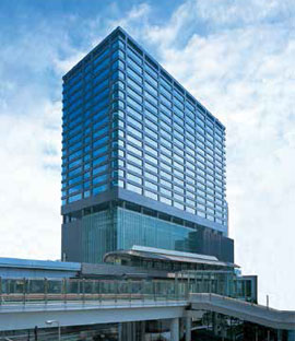 Nachi headquarters in Tokyo