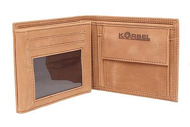 Kožená peněženka Korbel