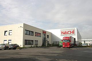 50 let výrobce ložisek Nachi v Evropě