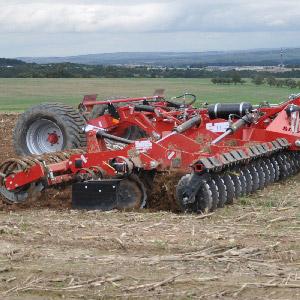 Ložiska do zemědělských strojů